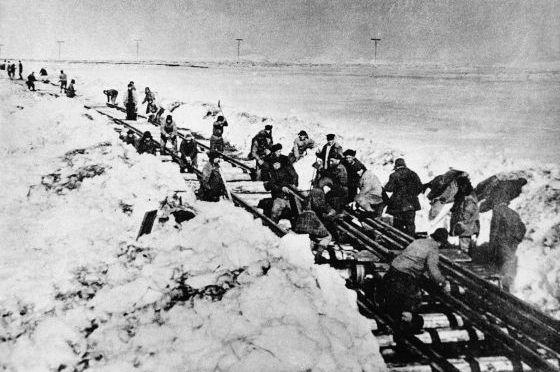 De gulags, inocentes y convictos