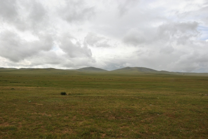 Tierras de Mongolia